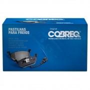 Pastilha De Freio Dianteira Sprinter 310D 2000 A 2001 / Sprinter 311 Cdi 2002 A 2003 / Sprinter 313 Cdi 2002 A 2003 N731