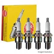 Vela Igniçao Alfa 2150 94 A 98 / Audi 100 94 A 96 / Agile 09 A 10 / Astra 00 A 10 / Cobalt 11 A 12 / Corsa 07 A 08 / Ipanema 93 A 98 Bpr7Ed
