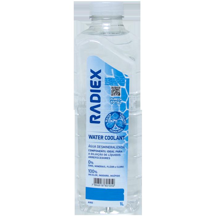 Agua Desmineralizada Water Coolant 1 Litro A-902