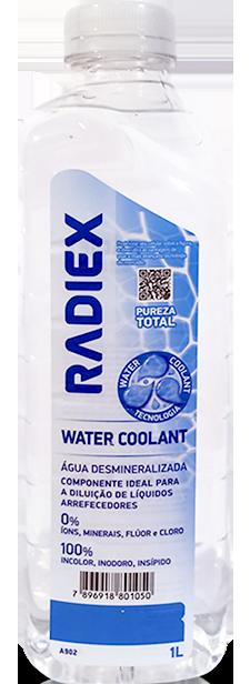 Agua Desmineralizada Water Coolant 1 Litro A 902