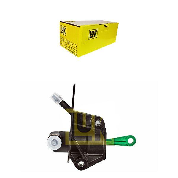 Cilindro Pedal Embreagem - Courier 1999 A 2007 / Fiesta 1995 A 2001 - 5110001100