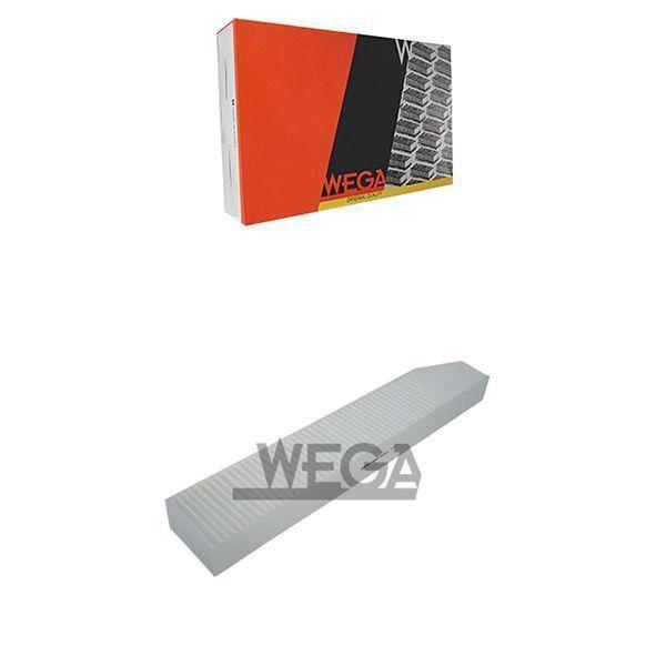 Filtro Ar Condicionado Cabine Sem Carvao - Cherokee 2002 A 2008 / Grand Cherokee 1999 A 2010 - Akx2101
