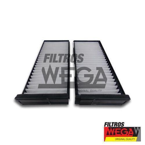 Filtro Ar Condicionado Cabine Sem Carvao - L200 2005 A 2009 - Akx1999