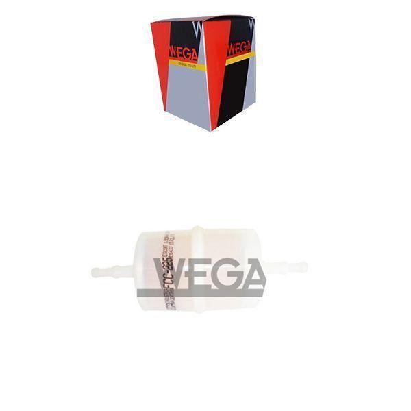 Filtro Combustivel Carburador - Apolo 1990 A 1992 / Ar2300 1982 A 1986 / Bonanza 1989 A 1993 / Chevette 1980 A 1995 / Chevy 500 1983 A 1995 / Del Rey 1989 A 1990 - Fcc225