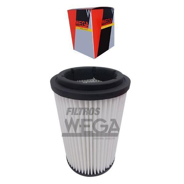 Filtro De Ar Motor - Bongo K2500 2008 A 2009 - Jfak14