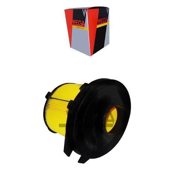 Filtro De Ar Motor - Citroen Ax 1990 A 1991 / Citroen Bx 1989 A 1991 / Peugeot 106 1997 A 2001 / Peugeot 205 1992 A 1998 - Fap0854