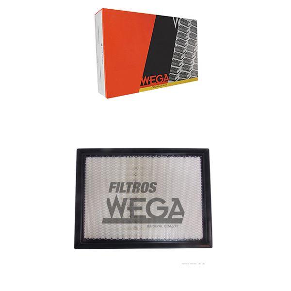 Filtro De Ar Motor - Hilux 2016 A 2017 - Jfa282