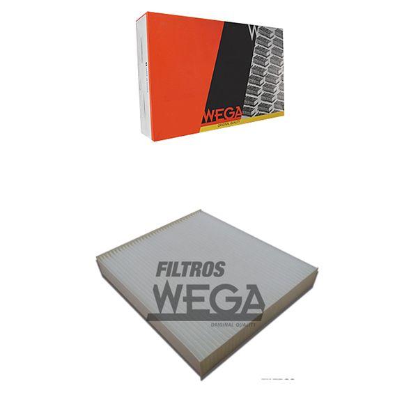 Filtro De Cabine Sem Carvao Azera 2011 A 2012 / Santa Fe 2006 A 2011 Akx2017