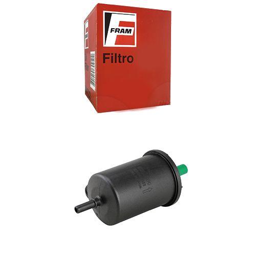Filtro De Combustivel Aircross 10 A 11 / Citroen C3 06 A 07 / Citroen C4 09 A 10 / Clio 03 A 07 / Duster 11 A 12 / Fluence 11 A 12 G10230F