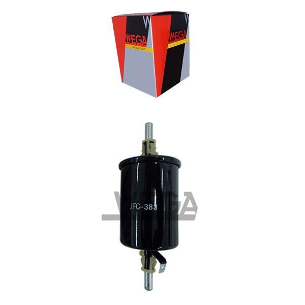 Filtro De Combustivel Blindado - Chery Qq 2011 A 2015 / Tiggo 2009 A 2010 - Jfc383