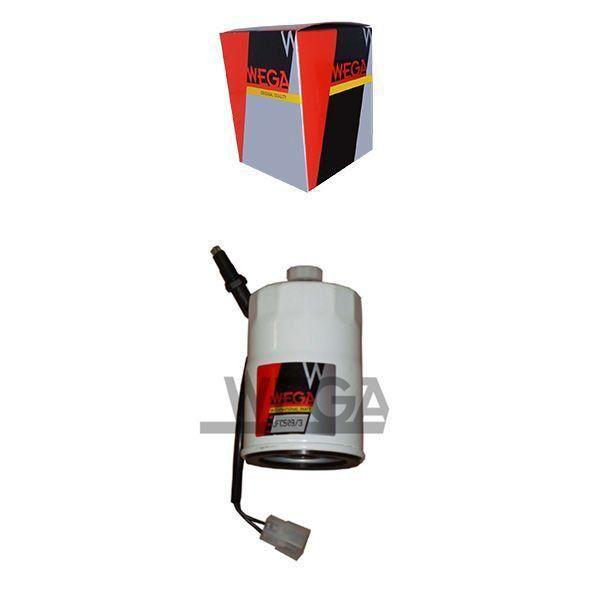 Filtro De Combustivel Blindado Com Dreno - K2400 1993 A 1997 / K2500 2008 A 2009 / Bongo K2700 2004 A 2006 / Kia Besta 1995 A 2003 / Grand Besta 1997 A 2003 - Jfc5093