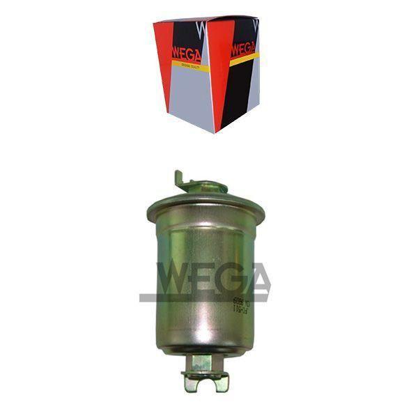 Filtro De Combustivel Blindado - Elantra 1992 A 1995 / Excell 1990 A 1995 - Jfc511