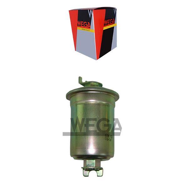 Filtro De Combustivel Blindado Elantra 1992 A 1995 / Excell 1990 A 1995 Jfc511
