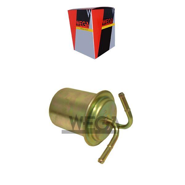 Filtro De Combustivel Blindado - Forester 1997 A 2008 / Impreza 1992 A 2007 / Legacy 1988 A 2002 / Svx 1992 A 1998 - Jfc708