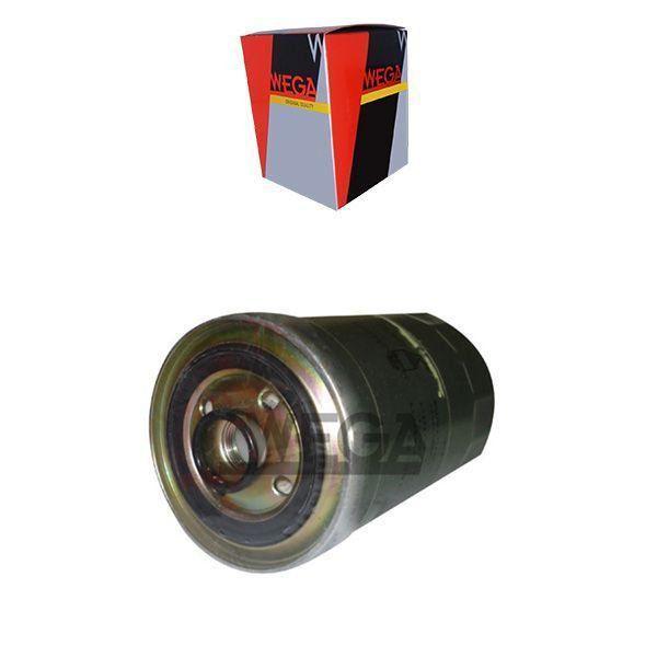 Filtro De Combustivel Blindado - L200 2002 A 2004 / Pajero Full 2002 A 2003 - Jfc574