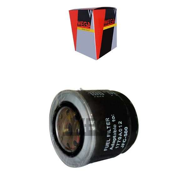 Filtro De Combustivel Blindado - L200 2007 A 2010 - Jfc500