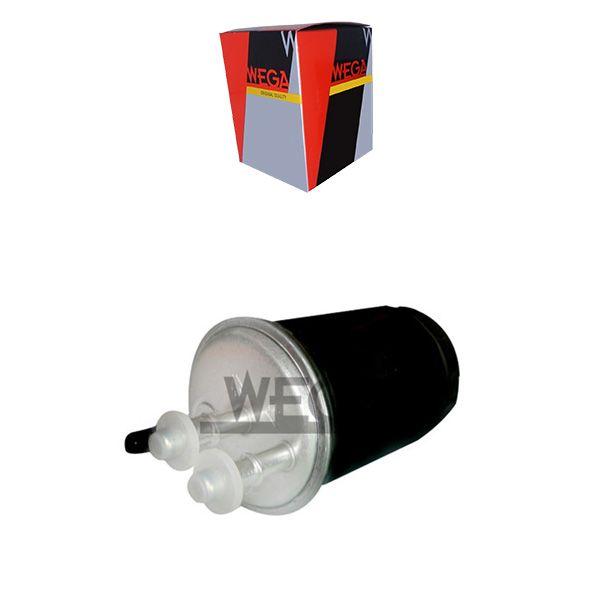Filtro De Combustivel Com Dreno - Actyon 2007 A 2009 / Kyron 2007 A 2009 / Rexton 2005 A 2008 - Jfcs01
