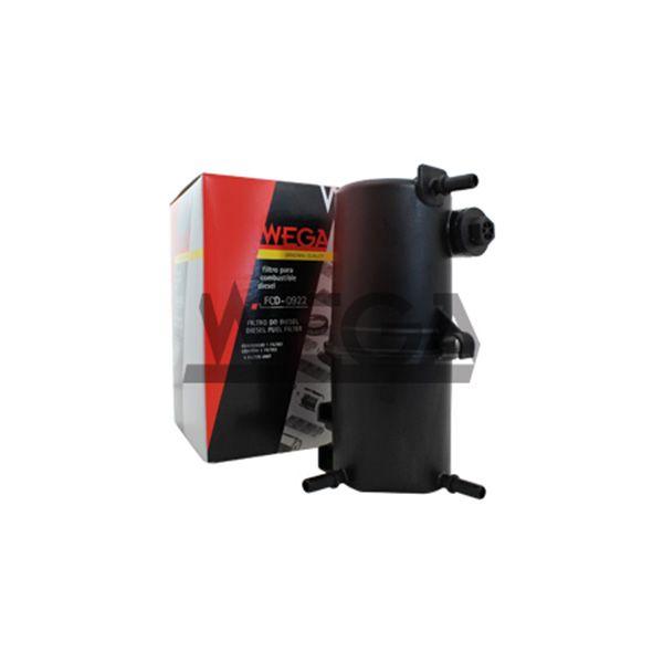 Filtro De Combustivel Diesel - Amarok 2015 A 2016 - Fcd0922