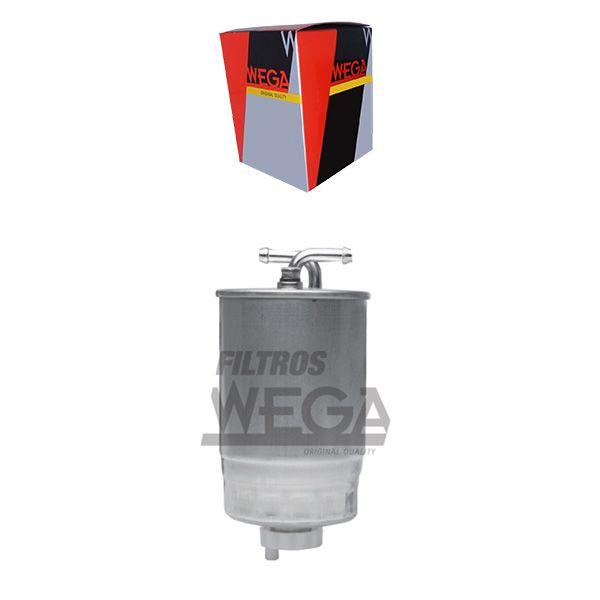 Filtro De Combustivel Diesel Com Dreno - Blazer 1998 A 2001 / F1000 1998 A 1999 / F250 1999 A 2000 / F4000 1996 A 1997 - Fcd2066