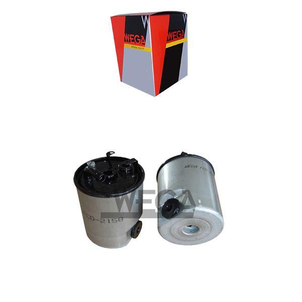 Filtro De Combustivel Diesel Com Dreno - Sprinter 2000 A 2003 - Fcd2158