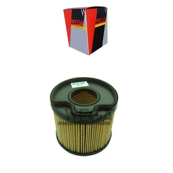 Filtro De Combustivel Diesel Refil - Evasion 1999 A 2000 / Grand Vitara 2003 A 2004 / Tracker 2001 A 2003 - Fcd0767