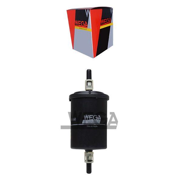 Filtro De Combustivel Injecao Eletronica - Agile 2009 A 2010 / Argo 2017 A 2018 / Astra 1999 A 2004 / Onix 2012 A 2013 - Fci1660