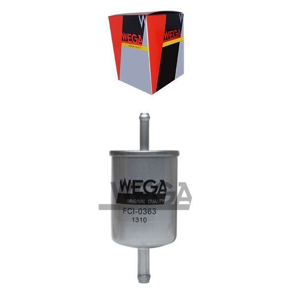 Filtro De Combustivel Injecao Eletronica - Blazer 1995 A 1996 / Kadett 1989 A 1997 / Monza 1992 A 1996 / S10 1995 A 1996 - Fci0363