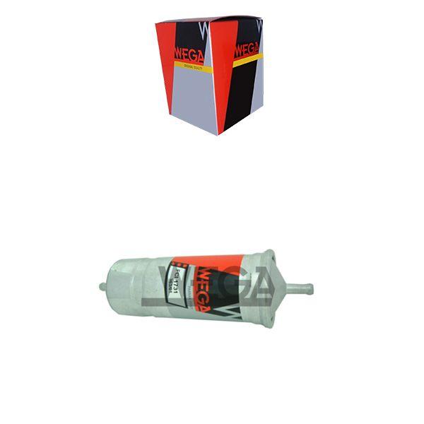 Filtro De Combustivel Injecao Eletronica Bmw 316I 1990 A 1994 / Bmw 318I 1990 A 1991 / Bmw 850Ci 1995 A 1999 / Bmw 850Csi 1993 A 1995 Fci1731