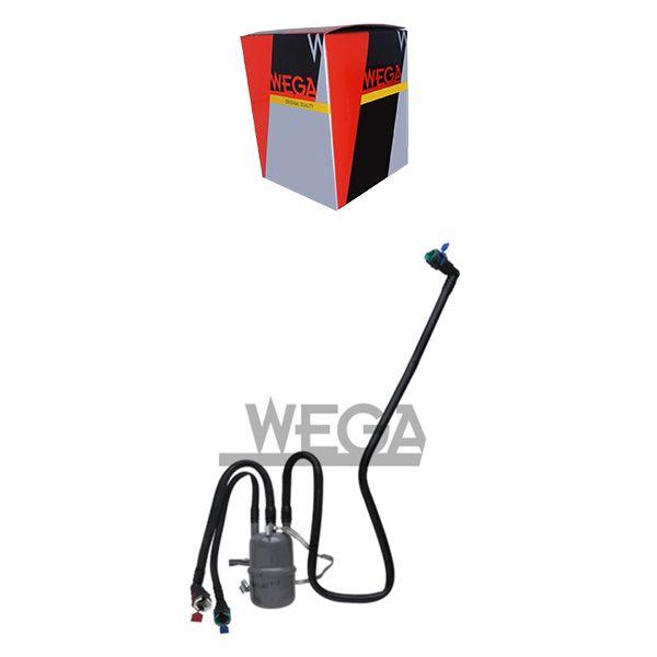 Filtro De Combustivel Injecao Eletronica - Caravan 1996 A 2007 - Fci11023
