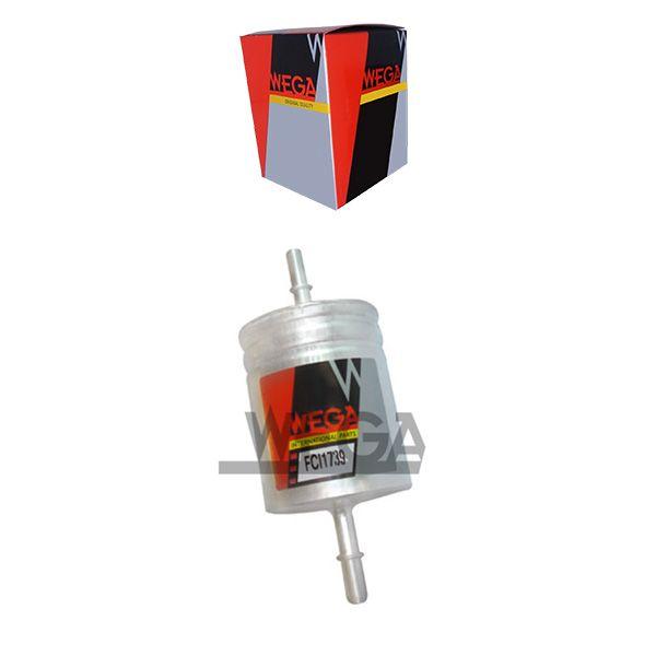 Filtro De Combustivel Injecao Eletronica Cherokee 1988 A 1995 / Grand Cherokee 1991 A 1998 Fci1739
