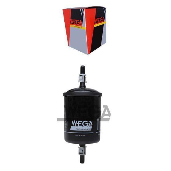 Filtro De Combustivel Injecao Eletronica - Civic 2006 A 2007 / Fox 2003 A 2011 / Gol 2003 A 2008 / Golf 2006 A 2007 / L200 2011 A 2014 / Pajero 2011 A 2012 - Fci1696
