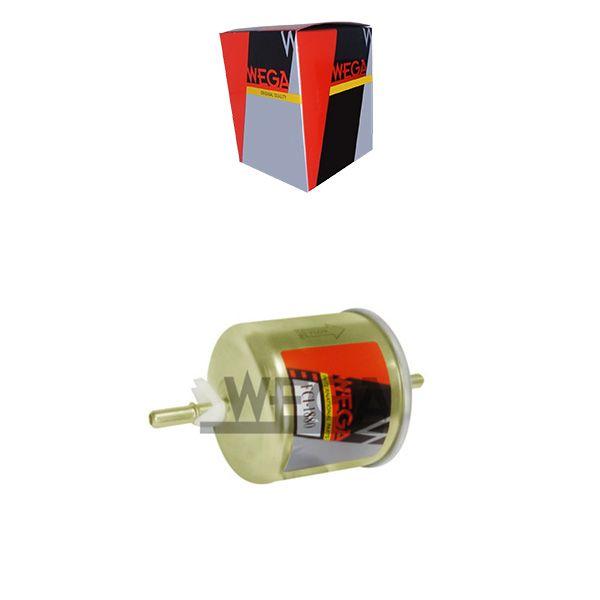 Filtro De Combustivel Injecao Eletronica Courier 1997 A 2007 / Escort 1993 A 2002 / Fiesta 1996 A 2001 / Ka 1997 A 2007 Fci1880