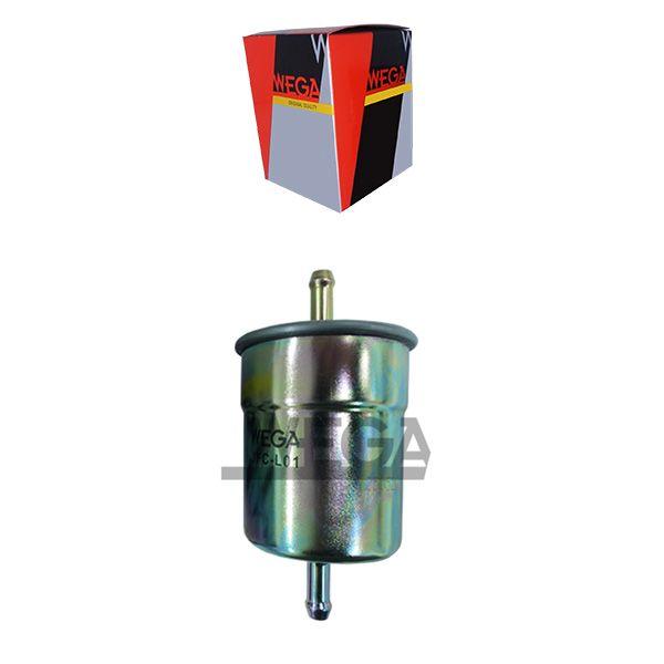 Filtro De Combustivel Lifan 620 2010 A 2011 Jfcl01