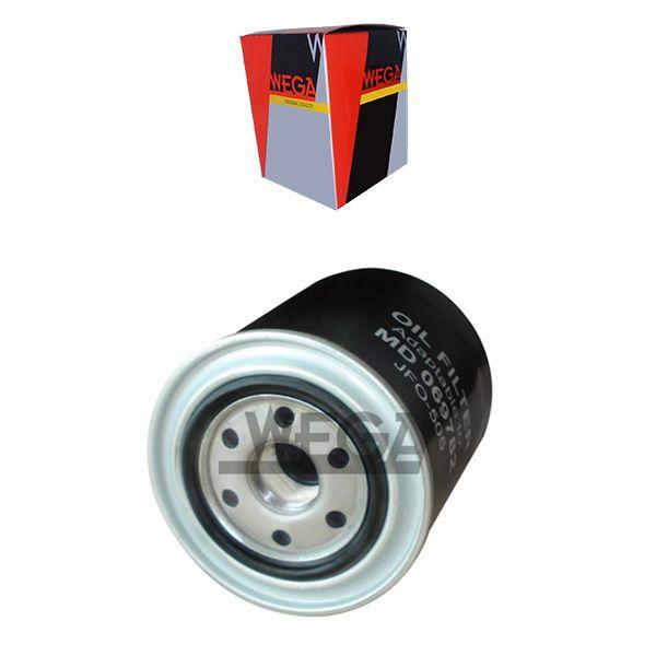 Filtro De Oleo Blindado - B2500 1998 A 1999 / Galant 1980 A 1992 / L200 1986 A 2012 / L300 1983 A 2000 / L400 1996 A 2000 - Jfo505