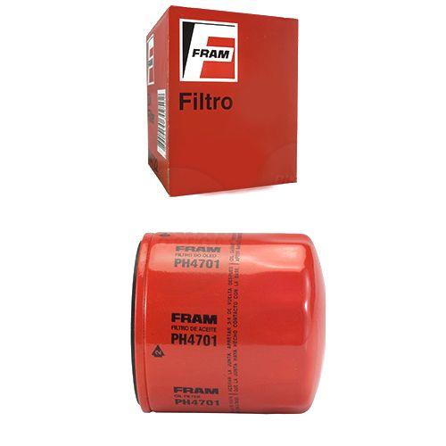 Filtro De Oleo Celta 01 A 08 / Corsa 95 A 08 / Doblo 03 A 10 / Idea 04 A 07 / Ipanema 88 A 92 / Kadett 88 A 98 / Meriva 08 A 09 Ph4701