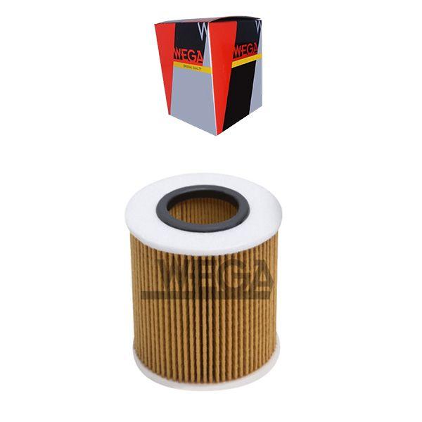 Filtro De Oleo Refil - 118I 2009 A 2010 / 120I 2005 A 2010 / 318Ia 2011 A 2012 / 320Ia 2005 A 2006 / Bmw X1 2010 A 2014 / Bmw Z4 2006 A 2008 - Woe211
