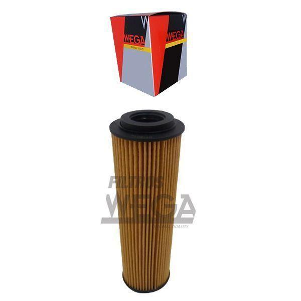 Filtro De Oleo Refil - C180 2002 A 2011 / C200 2004 A 2010 / C230 2004 A 2005 / Clc200 2009 A 2011 / E200 2002 A 2009 / Slk200 2004 A 2012 - Woe460