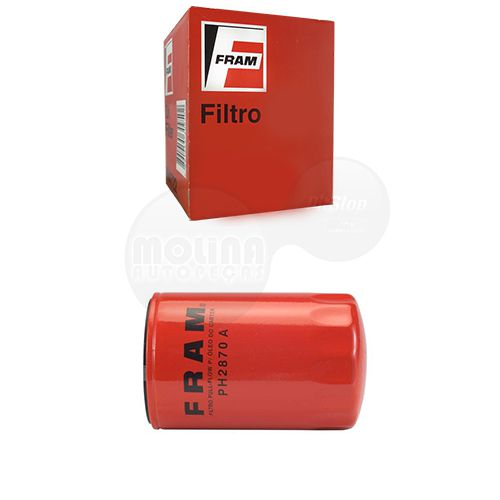 Filtro Oleo Ph2870A Fram