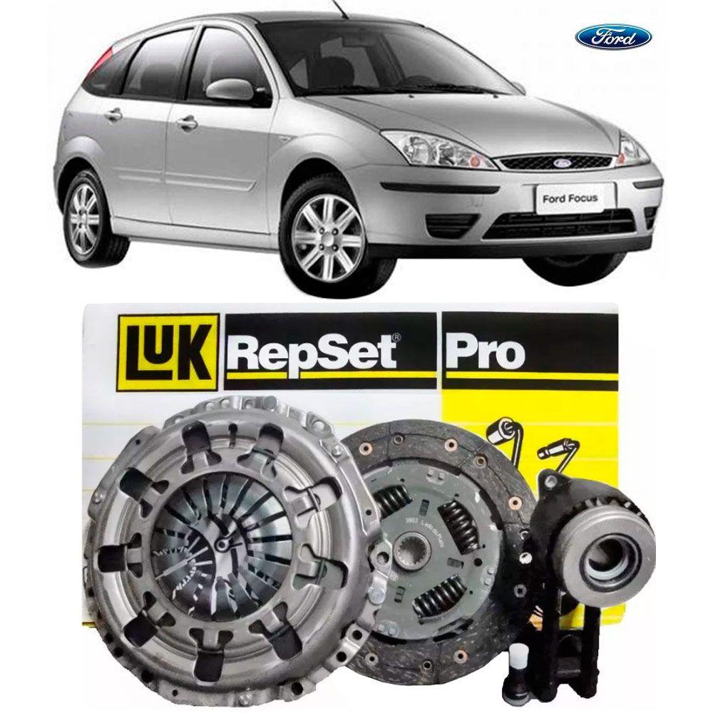 Kit Embreagem - Focus 2000 A 2004 - 6223092330