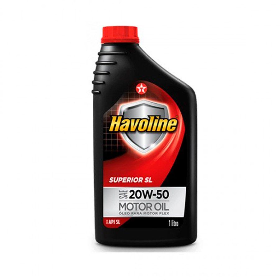 Oleo Havoline Superior Sl 20W50