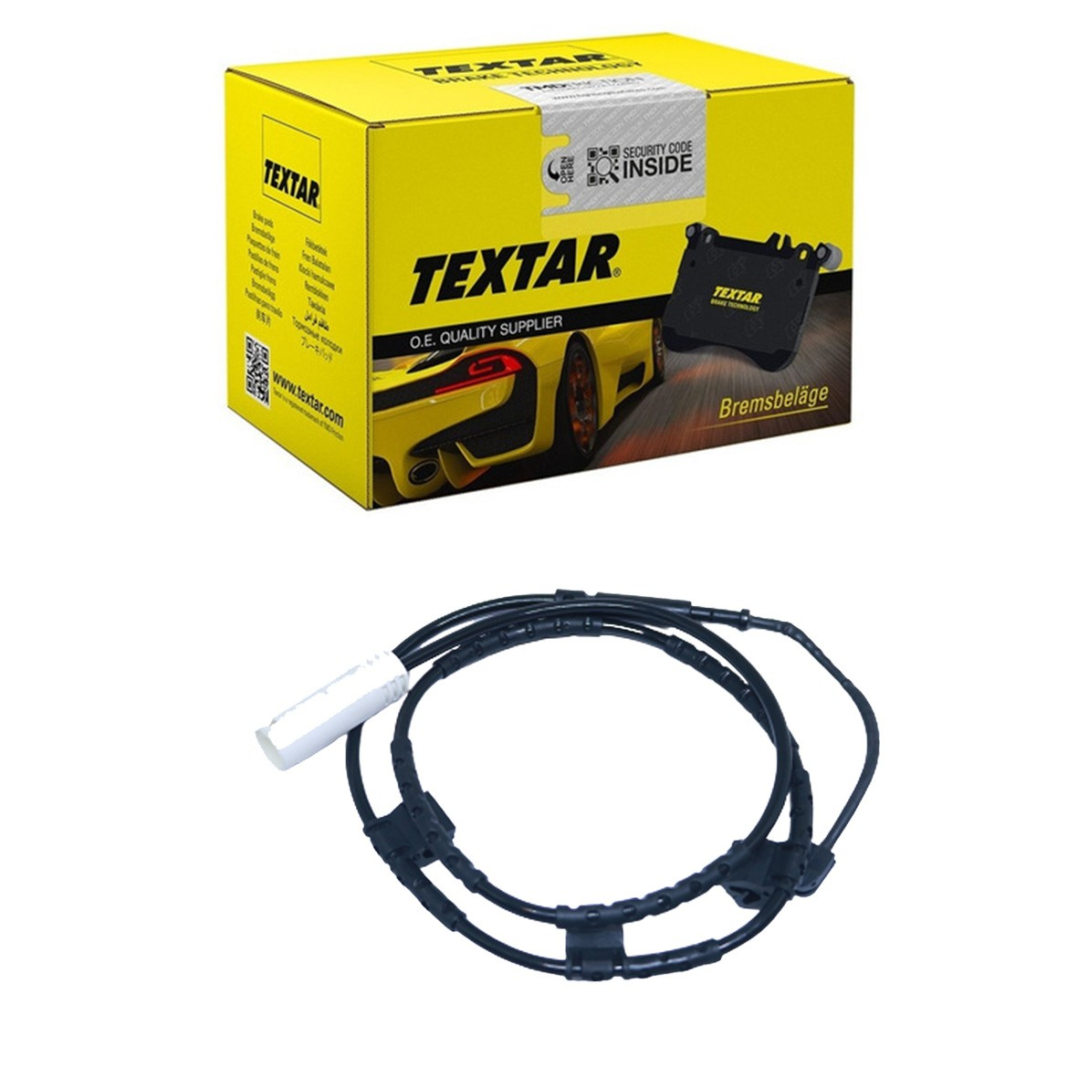 Sensor Pastilha Freio Traseiro Mini Cabriolet 2007 A 2015 / Mini Clubman 2006 A 2014 / Mini Coupe 2010 A 2015 / Mini Esportivo 2005 A 2013 / Mini Roadster 2011 A 2015 98044900