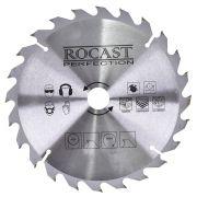 """Disco De Serra Circular 300mm 12"""" 24d - ROCAST 35,0024"""