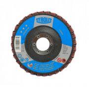 Disco Flap Combi Lixa e Metal Premium  4.1/2 - 742167 - TYROLIT