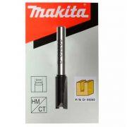 Fresa Paralela Dupla 8mm Haste 6mm D-09260 Makita