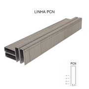 Grampo PCN 50/13mm para Grampeador Pneumático Guara com 5.000 unid.