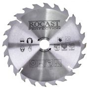 Disco Serra Circular 250mm 10' 24d Rocast 35,0008