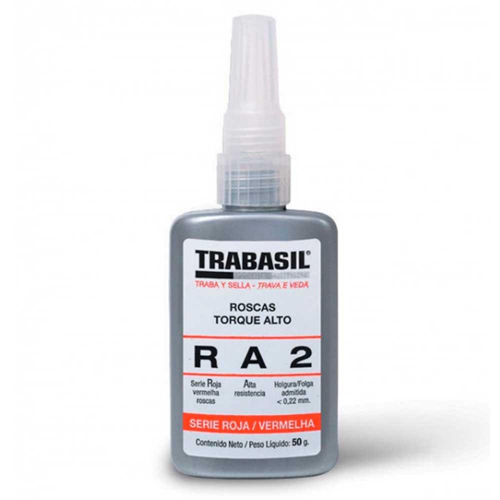 Adesivo Trava Rosca Vermelho Torque Alto 50G RA2  - TRABASIL