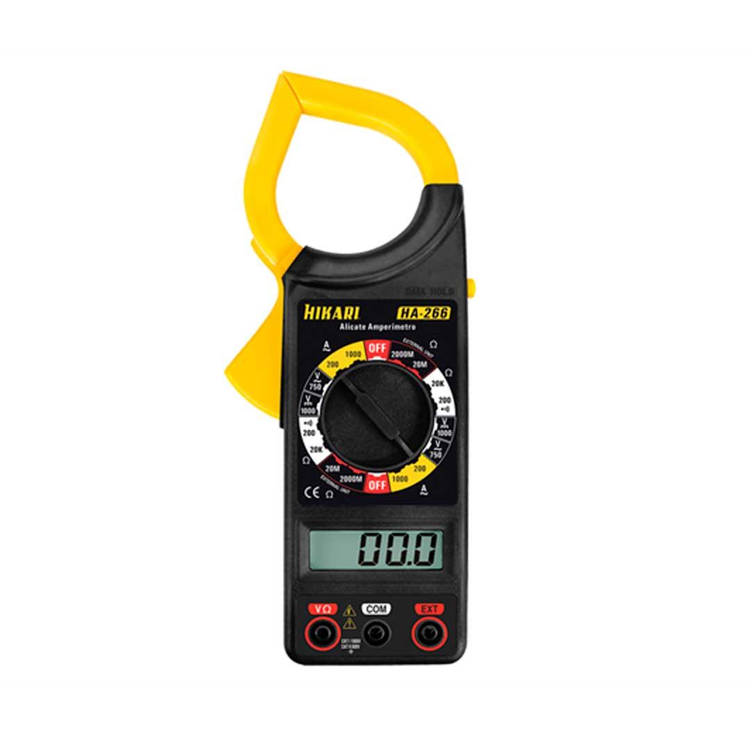Alicate Amperimetro Digital Hikari HA-266 - 21N032
