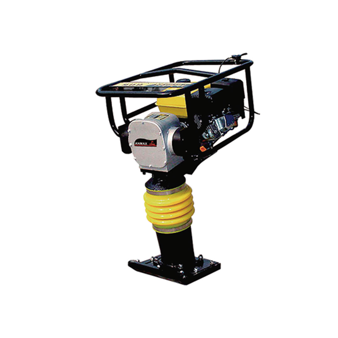 Compactador De Percussão Gasolina 5HP TR80 Anmax Rammer