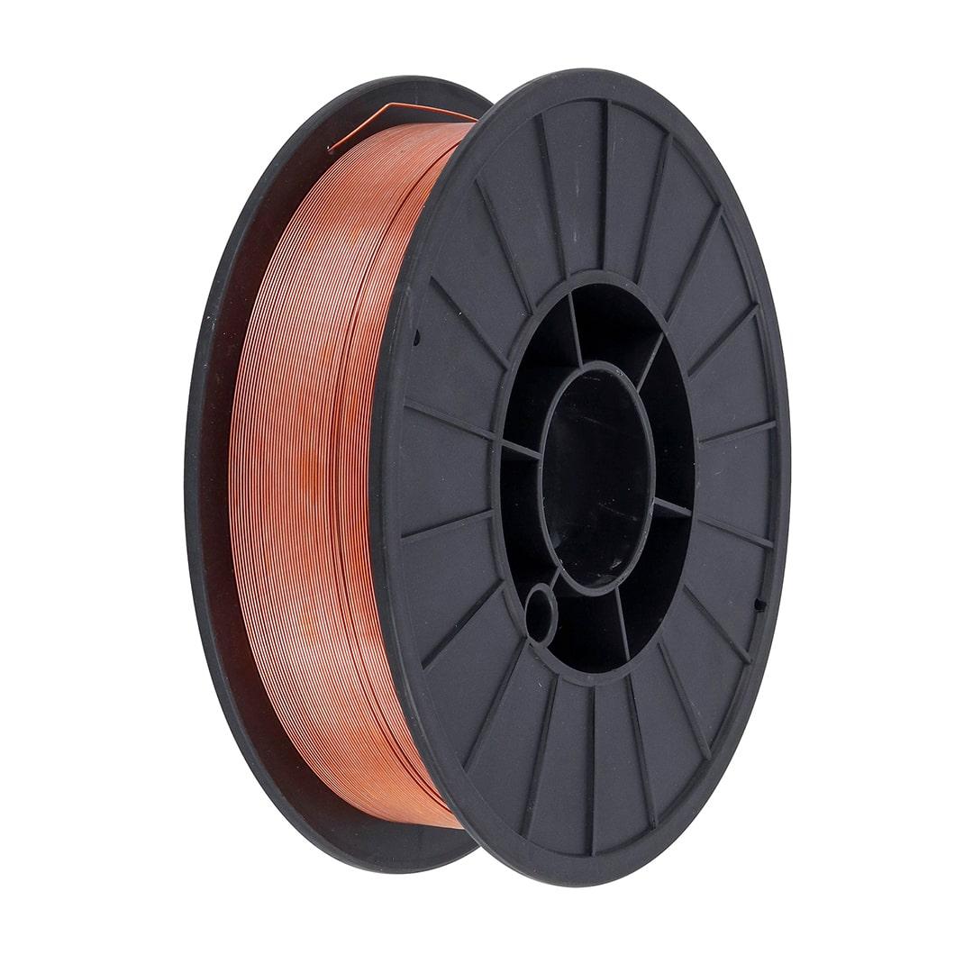Arame Solda Mig 0,8 MM ER-70S6 - 5kg Metallog